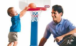 Little Tikes Easy Score Basketball Set Outdoor Indoor