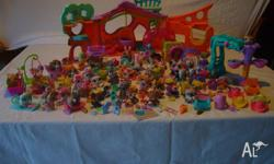 Littlest Pet Shop. This collection includes over 50