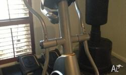 Live strong LS7.9E cross trainer $900