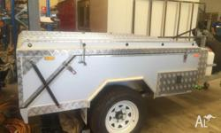 COMPLETE CAMPER TRAILER - $ 9,800 � Slide out Kitchen �