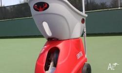 Product Information: Unlike most tennis ball machines