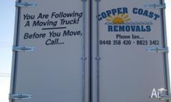 - LOCAL REMOVALS ON THE YORKE PENINSULA - REGIONAL
