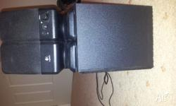 I have for sale my set of Logitech S-0153B speakers.