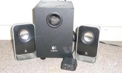 Logitech 2.1ch Subwoofer & Surround Sound Speakers, Has