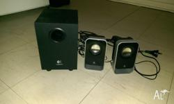 Hardly used this speakers. Works really well. Msg me on