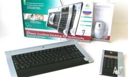 Logitech® diNovo Cordless Desktop Wireless Keyboard,