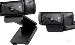 Logitech HD Pro Webcam C920 - Brand new never opened.