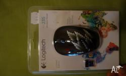 Brand new in box, never opened and sealed. Logitech