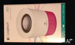 I am selling Logitech Multimedia Speaker z50 for $28.