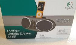 Up for sale is a BRAND NEW & SEALED Logitech Portable