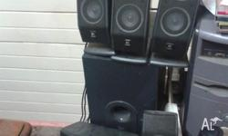 Logitech X-540 Computer Speakers for sale great for