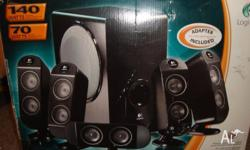 Hi I have Logitech X530 5.1 speaker set. It is in good