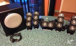 Selling my Logitech Speaker setup, Surprisingly good