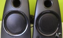 Logitech Z130 2.0 Speakers Desktop PC Speaker � 2.0
