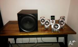AWESOME QUALITY 5.1 SURROUND COMPUTER SPEAKER SET