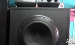 For Sale Logitech Z623 2.1 Speakers These speakers are