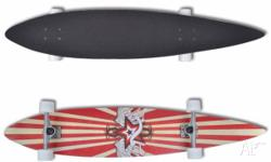 Description of Longboard Star 117 cm 9 Ply Maple