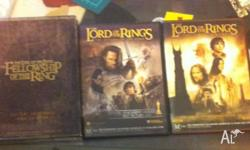 I am selling The Lord of the Rings: The Fellowship of