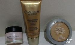 Selling 3 Loreal products for $40- The primer has been