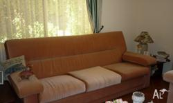 Lounge suite: Suit family room, Ideal for lying on,