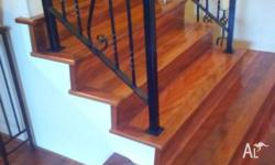 - I offer all aspects of timber flooring . - From the