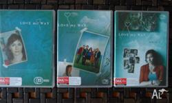 Love My May Complete Series of One Two and Three.