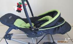 IMMACULATE Love n Care baby rocker with vibration &