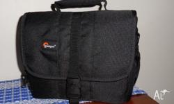 "Have for sale a brand new, never used ""Lowepro"