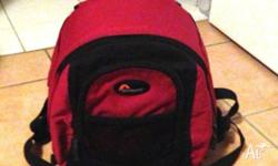 Good condition - some normal wear and marks. Lowepro -