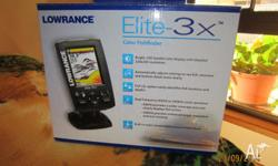This is brand new still in box, won as prize. Elite-3x