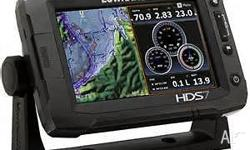 Lowrance HDS-7 Gen 2 TOUCH - Multi Function Fish Finder