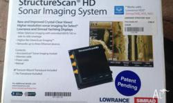 Structure Scan HD Sonar Imaging System Compatable with