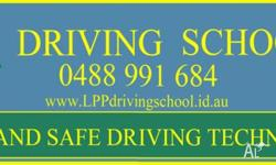 LPP Driving School - Certified and Licenced