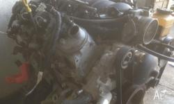 LS1 Engine for sale, Out of a VT SS, 143784ks, ive