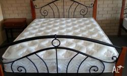 Queen Size Luxury Quality Pillowtop Mattress With