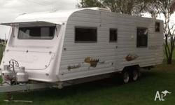 2007 Roadstar Magnafique 25ft, exellent condition. Near