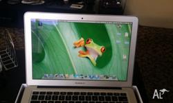 "I m selling macbook air 13"" 2012 mid model , 1.8 ghd"