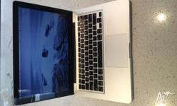 MAC BOOK PRO 13 inch, mid 2010 Mac OS X Maverick
