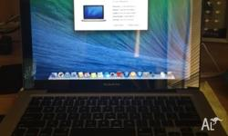 "Up for sale: Apple MacBook Pro 15"" retina screen late"