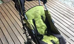 Maclaren Quest Stroller. In good condition (fabric