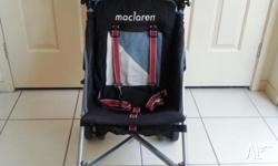 Very good condition Light weight Easy to fold Carrying