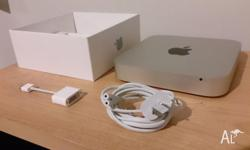 Apple Mac Mini Purchased 2012 All in perfect condition.
