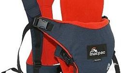 An alternative to the Baby Bjorn or Ergo Carriers. The