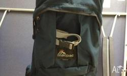 Macpac Possum Child Carrier backpack in very good