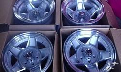 15x8 15x10 Mag Wheels Challenger PCD 5x108 5x114.3 and