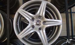 For sale is a secondhand set of ROH mag wheels in
