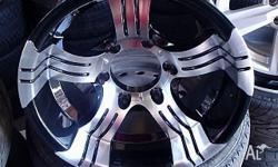16x8 Mag Wheels Wasp 6.139 suit 4x4 Toyota Hilux