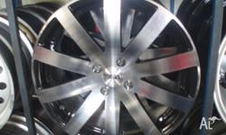 Brand new mag wheels suit Front wheel drive Corolla,