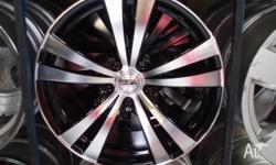 Brand new mag wheels to suit Commodore. Mag Wheel