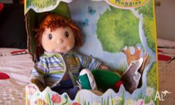 I have 2 Maggie Raggie dolls, both new in boxes. I